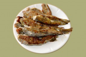 рыба, еда