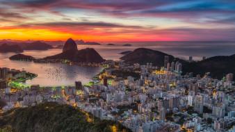 meu rio, города, рио-де-жанейро , бразилия, простор