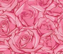 векторная графика, цветы , flowers, цветы, розы, seamless, pattern, floral, бесшовный, паттерн