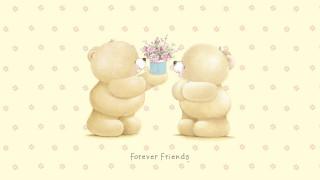 Teddy Bears, детская, подарок, цветочки, арт, Forever Friends Deckchair bear, мишка