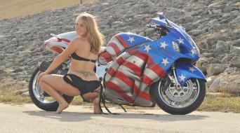 обои для рабочего стола 1942x1080 мотоциклы, мото с девушкой, девушки