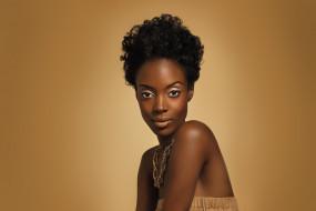 причёска, Девушка, портрет, лицо, макияж, модель, брюнетка, мулатка