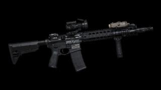ручка, оружие, капли, полуавтоматическая винтовка, AR-15, фон