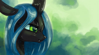 автор, My little pony, KP-ShadowSquirrel, пони, Chrysalis