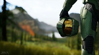 action, Halo Infinity, шутер