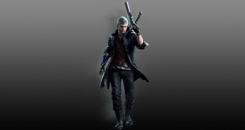 ролевая, action, Devil May Cry 5