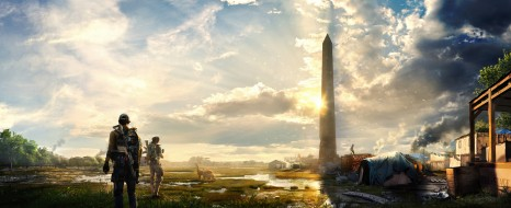 Tom Clancys The Division 2, action, шутер