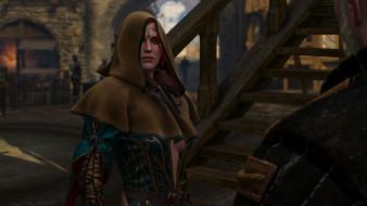 Triss Merigold, Трисс Меригольд, The Witcher 3, чародейка, Ведьмак 3 Дикая Охота