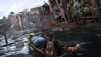 the sinking city, видео игры, персонаж