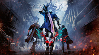 action, Devil May Cry 5, ролевая