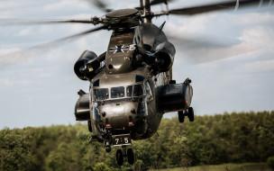 cикорский, морской жеребец, nato, военный вертолет, с-53, бундесвер, германские военно-воздушные силы