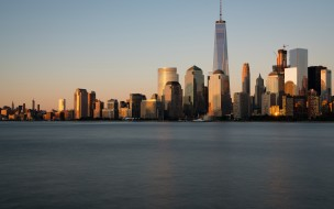города, нью-йорк , сша, manhattan, манхэттен, нью-йорк