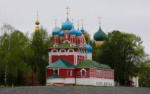 церковь, здание, город, храм