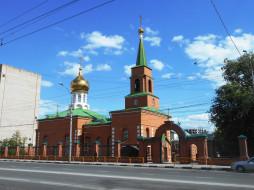 здание, церковь, храм, город
