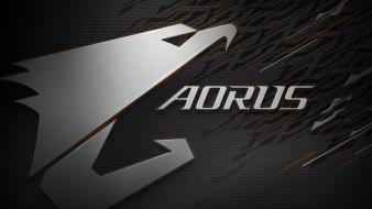logo, AORUS, GIGABYTE, eagle