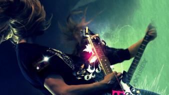 музыка, -другое, человек, гитара