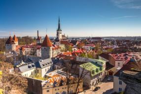 города, таллин , эстония, estonia, таллин, tallinn