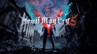видео игры, devil may cry 5, ролевая, action, devil, may, cry, 5