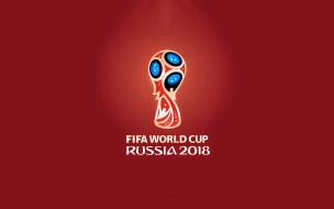 мира, Чемпионата, фон, 2018, по футболу, Эмблема