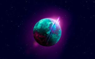 звезды, вселенная, галактика, планета