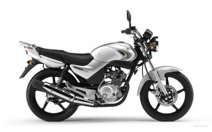 Сузуки, Boulevard, серебристый, мотоцикл