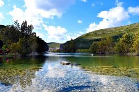 природа, реки, озера, отражение, река, вода