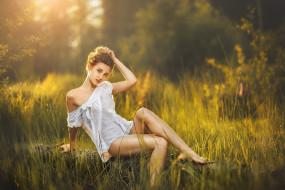 Девушка, модель