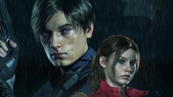 2019, Resident Evil 2, action, шутер, horror