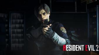 шутер, action, 2019, Resident Evil 2, horror