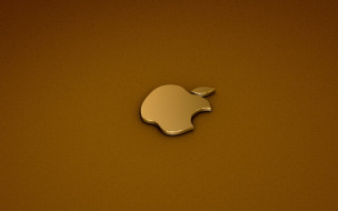 логотип, яблоко