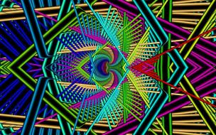 узор, цвета, фон
