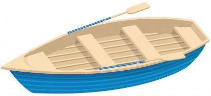 лодка, фон