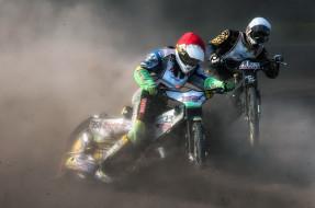мотоциклы, спорт, гонка