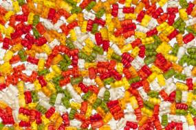 конфеты, желейные