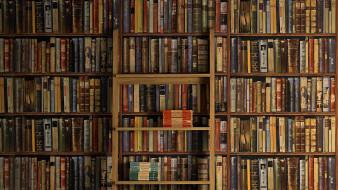 полки, книги