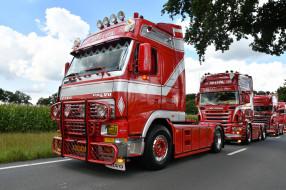 автомобили, volvo trucks , выставка, улица, тягач, седельный, грузовик