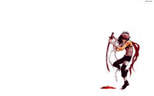 маска, Учиха, кровь, Саске, меч