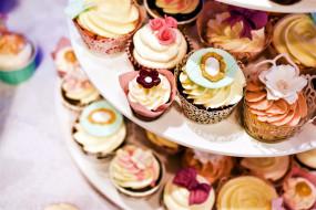 еда, пирожные,  кексы,  печенье, кексы