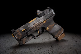 battle born glock reloaded, оружие, пистолеты, ствол