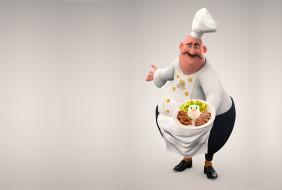 повар, шеф, Chef, Guilherme Gomes, еда