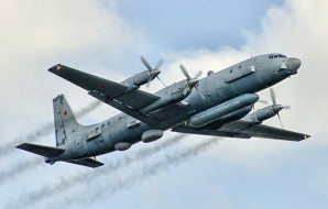 Ilyushin IL20M обои для рабочего стола 2048x1309 ilyushin il20m, авиация, боевые самолёты, ввс