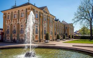 Germany, Bruchsal Palace