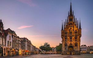 Netherlands, Gouda