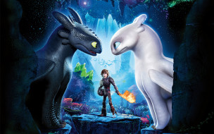 The Hidden World, How to Train Your Dragon