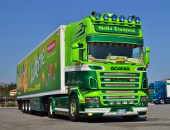 грузовик, седельный, тягач