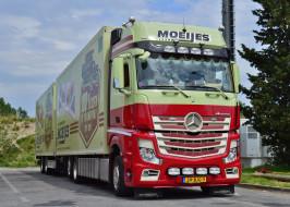 автомобили, mercedes trucks, тягач, грузовик, седельный