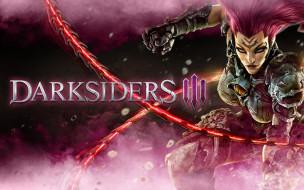 видео игры, darksiders 3, ролевая, darksiders, 3, action
