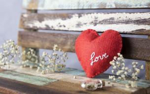 цветы, любовь, flowers, beautiful, heart, love, wood, romantic, vintage, red, сердце