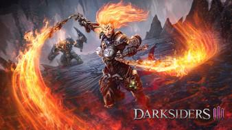 Darksiders 3, ролевая, action