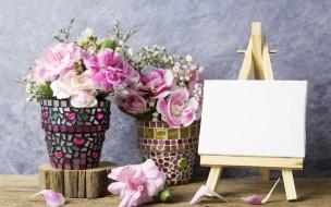 розовые, romantic, цветы, flowers, vintage, лепестки, pink, beautiful
